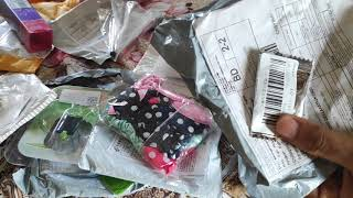 Lots of non taxable product from aliexpress | unboxing