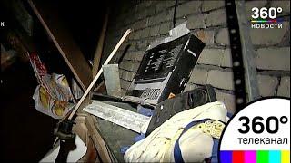 Жители дома в Егорьевске обнаружили блошиный рынок у себя на чердаке