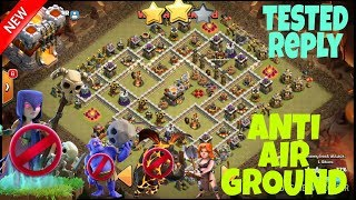 NEW TH11 (TOWN HALL 11) War Base Anti 2 Star | Th11 War Base Anti Everything | Th11 Best Base | COC