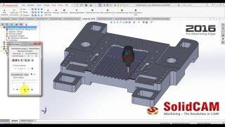 SolidCAM 2016 - Erweiterungen in der Fasenerkennung
