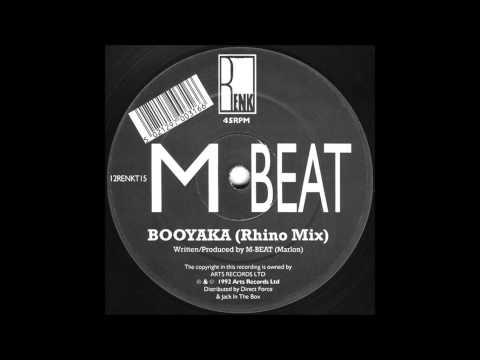 M Beat M-Beat - Booyaka (Rhin...