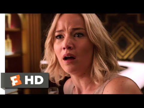 Passengers (2016) - Did You Wake Me Up? Scene (5/10) | Movieclips