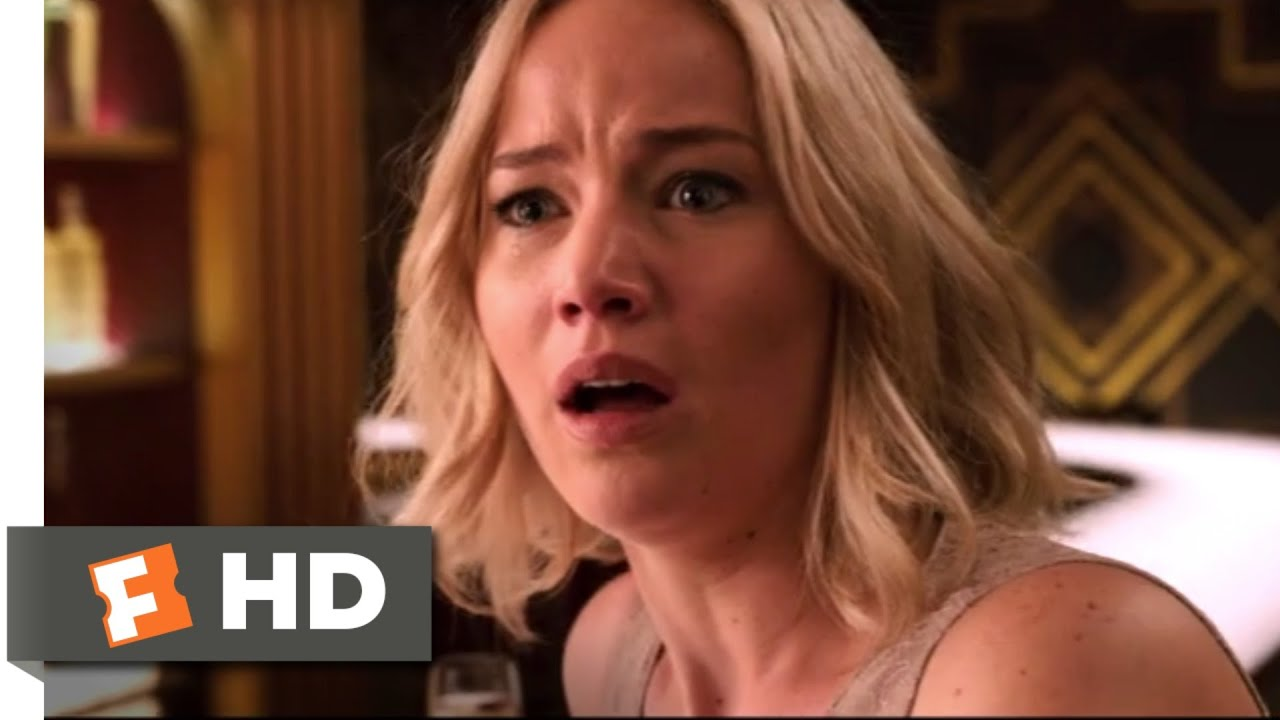 passengers 2016 did you wake me up scene 5 10 movieclips youtube. Black Bedroom Furniture Sets. Home Design Ideas