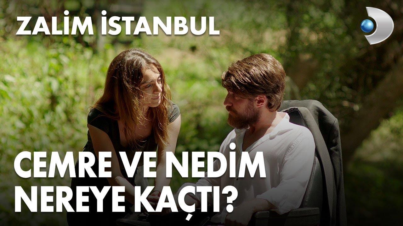 Cemre ve Nedim nereye kaçtı? - Zalim İstanbul 10. Bölüm