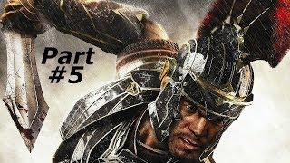 RYSE Son of Rome Gameplay Walkthrough Part 5-Centurion (XBOX ONE Gameplay)