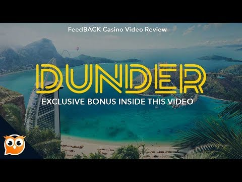 Dunder Casino – Full Review and What to Know Before Play (FeedBACK Review)