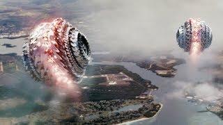 Пришельцы уничтожают важные объекты | Морской бой | 2012