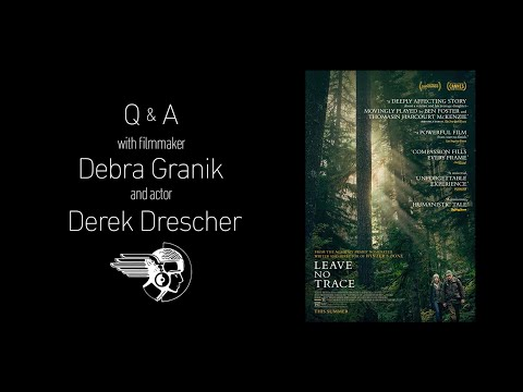Leave No Trace Q&A with Director Debra Granik Mp3