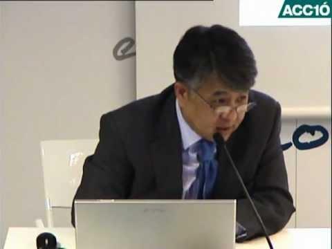 """Gao Wei: """"Cal entendre bé els canvis en el model de societat xinesa"""" / ACC1Ó"""