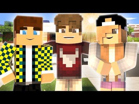 Parkside High School | NEW SCHOOL! | Minecraft Roleplay #1 [S3]