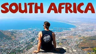 TRAVEL SOUTH AFRICA ROAD TRIP