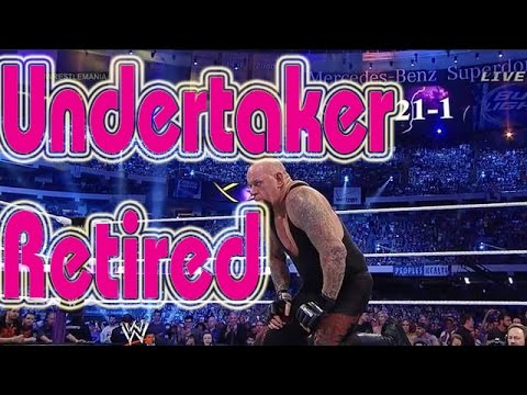 The Undertaker's Legacy Defined by Captivation and Respect