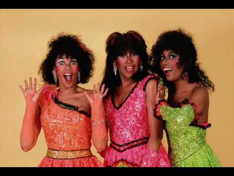 Pointer Sisters - I'm so excited