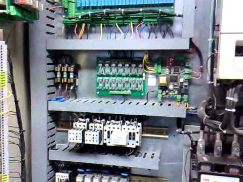 O Thompson Solid State Elevator Controller One Of The