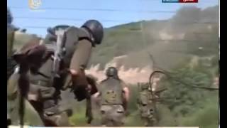 عملية اسر الجنود الاسرائلية 2006 HEZBOLLAH Attack ON israeli Soldiers