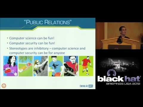Black Hat USA 2012 - Control-Alt-Hack(TM): White Hat Hacking for Fun & Profit