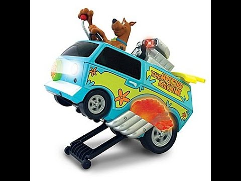 jouet scooby doo mystery machine camions jouets pour les. Black Bedroom Furniture Sets. Home Design Ideas