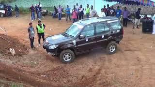 Tata Safari Storme Offroading!!!
