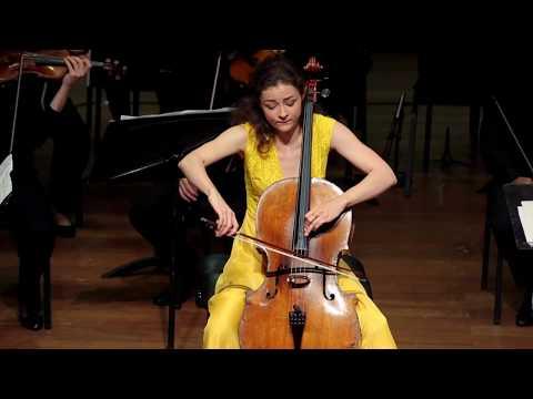 Tchaikovsky Rococo Variations, Anastasia Kobekina, Israel Camerata