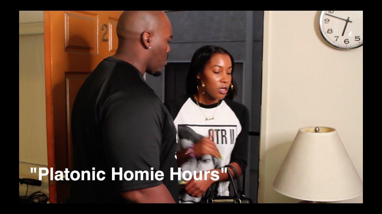 """PLATONIC HOMIE HOURS"""