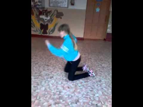 Танец наркомани полный ржачь