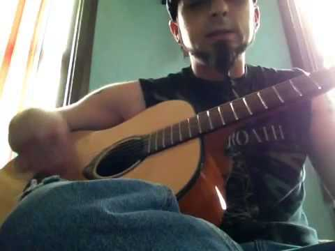 Dax Riggs-Ouroboros-Acoustic Cover