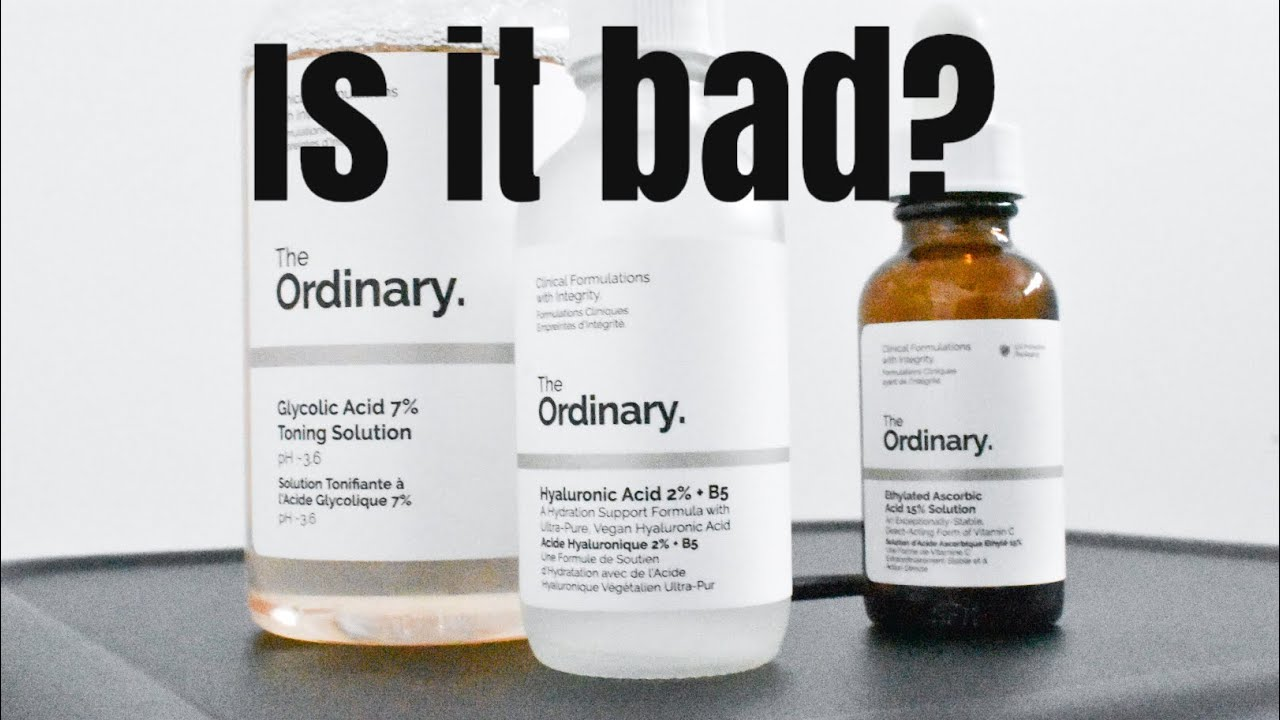 The Ordinary Skincare Review | Elegance Of She