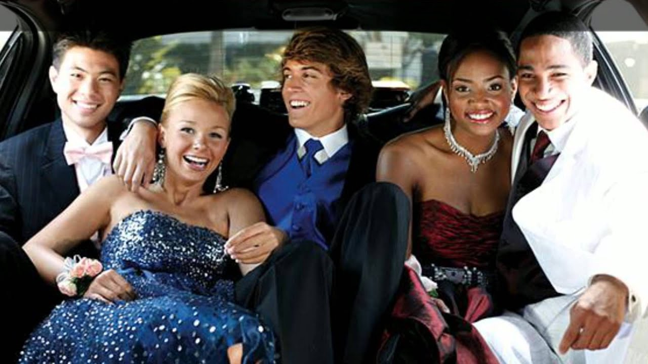 Limo Prom Prom Limo Get Ready With Me
