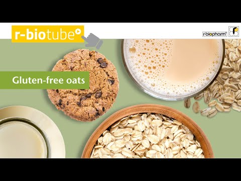 Gluten-free oats: how to ensure safe oat products