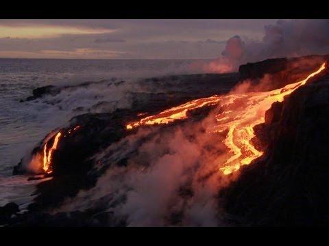 River of Lava - Benedict Cumberbatch narrates South Pacific - BBC