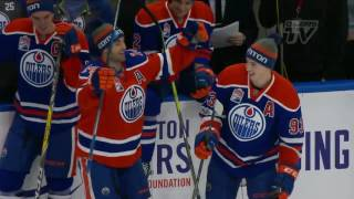 2017 Oilers Skills Competition presented by Rogers | Breakaway Challenge