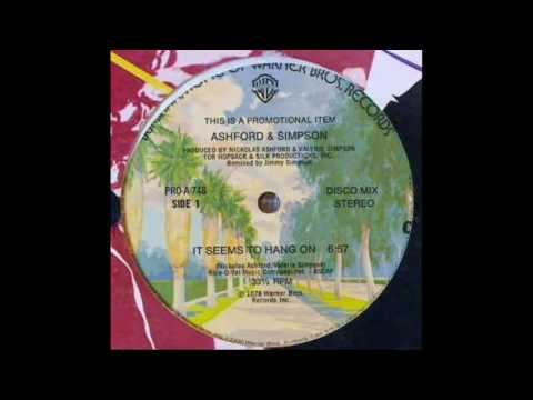 Ashford & Simpson - It Seems To Hang On (12 Inch Mix)