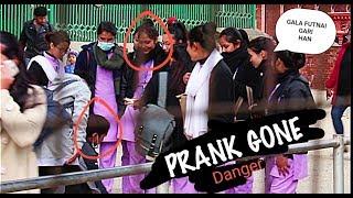 | Nepali Prank-SALE/ VIK / DINCCHAS#2/EPIC REACTION ||