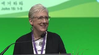 2019 General Assembly Monday Bible Study Rev Dr Lisa Davison