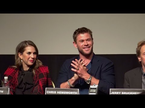 🍭 Chris Hemsworth & Cast Share Story Of 1st Special Forces Team Deployed To Afghanistan After 9/11
