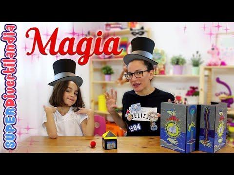 Juego de Magia en SUPERDivertilandia! Melissa & Doug.