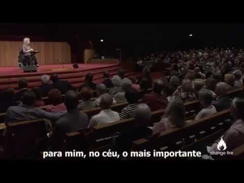 Powerful Testimony / Testemunho Impactante - Joni Eareckson Tada legendado português