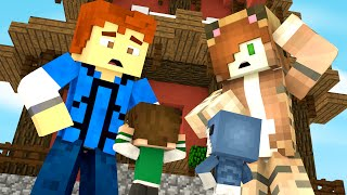 Minecraft Daycare - GIANT BABIES  !?