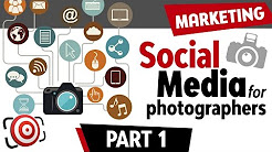 Social Media for Photographers - How to Market your Photography Business - Photography Marketing