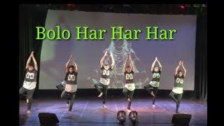 Bolo har har har|Shivaay Tital song|Badshah|Ajay Devgn|Dance choreography