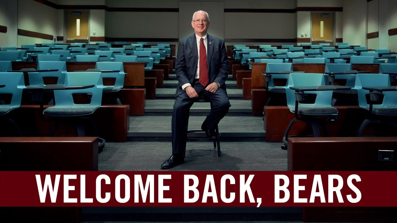 Spring 2021 - Welcome Back to Campus
