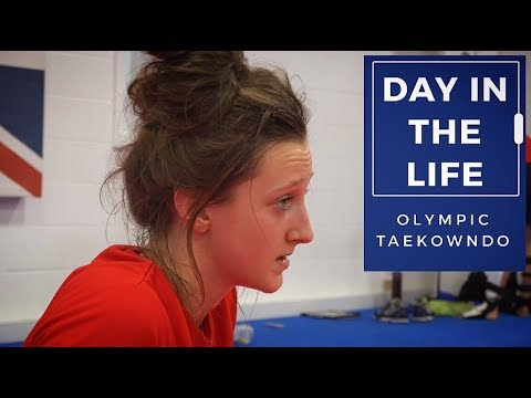 COMPETITION READY!  | Day In The Life | GB NATIONAL ACADEMY ATHLETE
