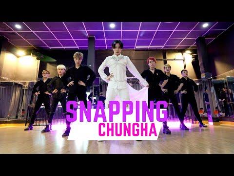 """청하 (CHUNG HA) - """"Snapping"""" (Dance Cover) By Heaven Dance Team"""