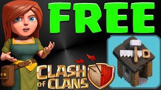 Clash of Clans How To Get 3rd Builder Hut FREE| Fastest Way To Get 3rd Builder Hut