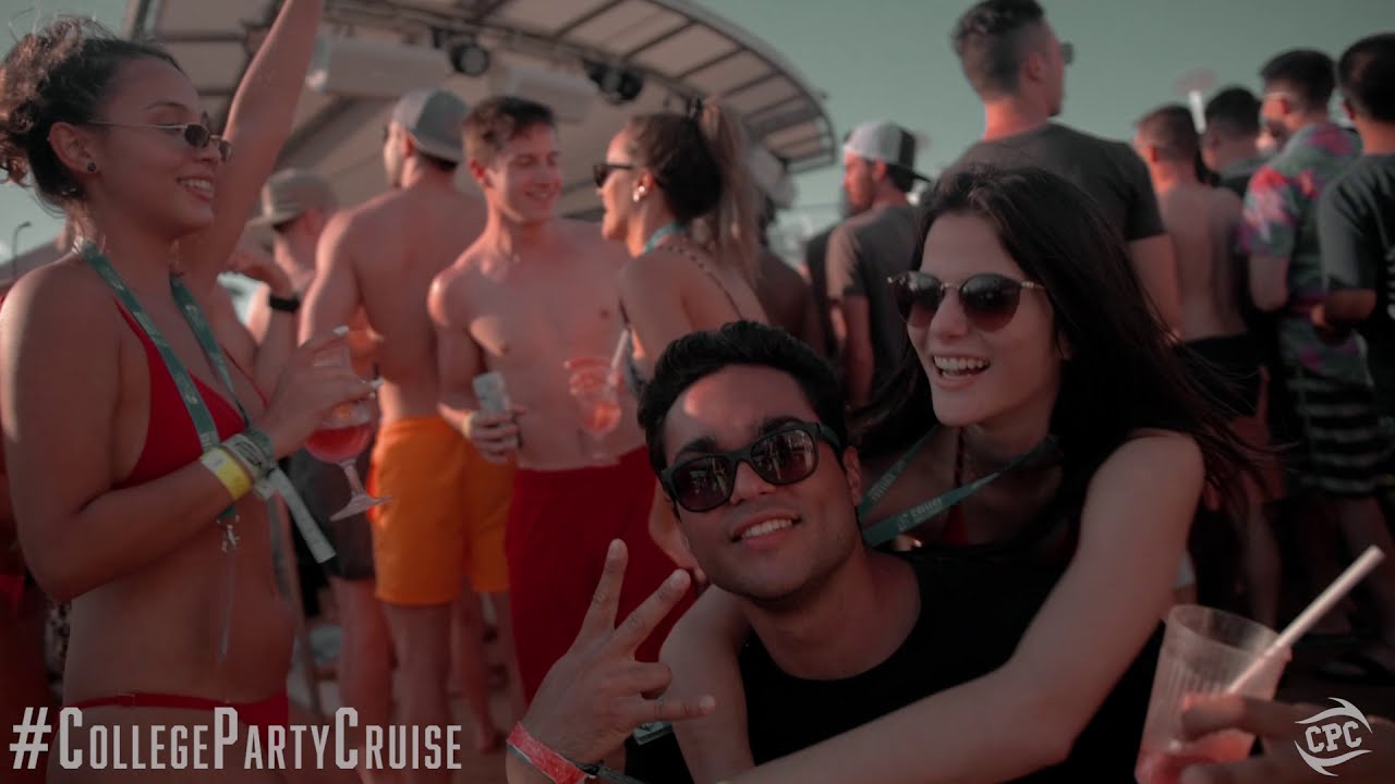 College Party Cruise: Spring Break 2019 (Official After Movie)
