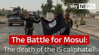 The death of the IS caliphate?