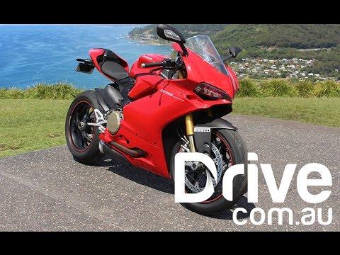Ducati Panigale 1299 S Review   Drive.com.au