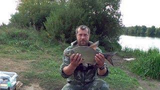 рыбалка в сентябре ЛОВИМ ЛЕЩА НА САЛО