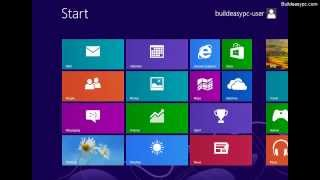 How to Install Windows 8 Professional. Easy Step by Step Guide.