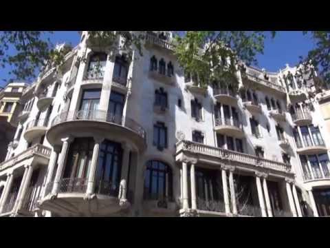 Visite Barcelone